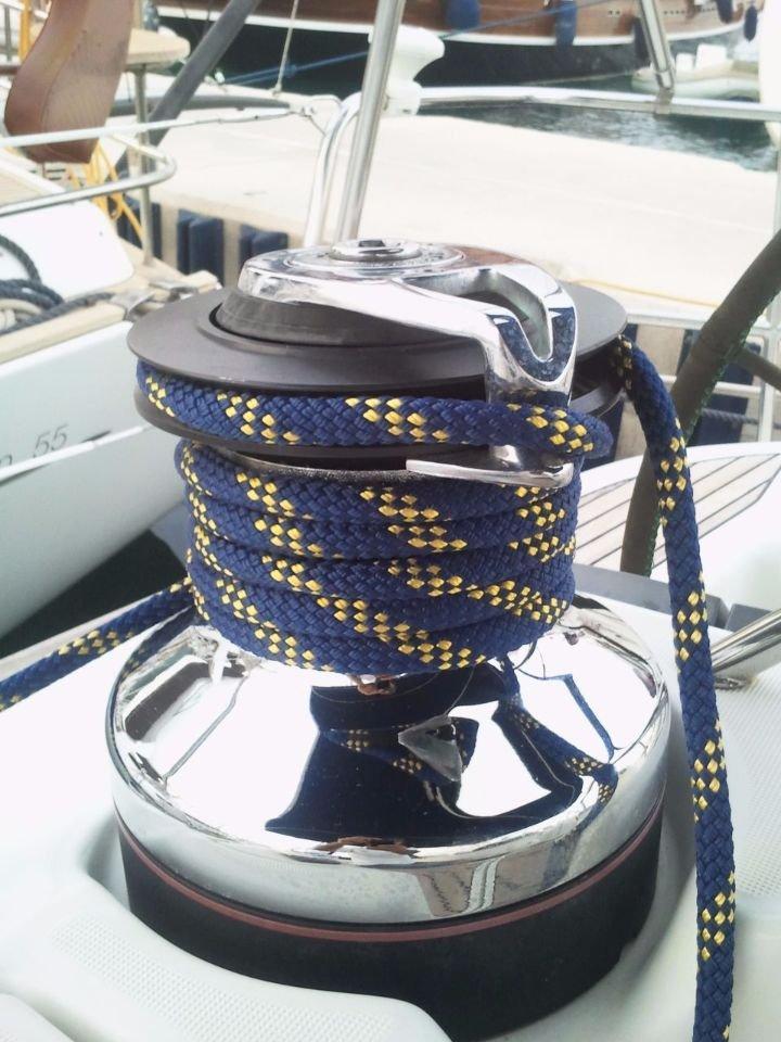 Sun Odyssey 54 DS - 4 + 1 cab. (Navicula Blue)  - 4