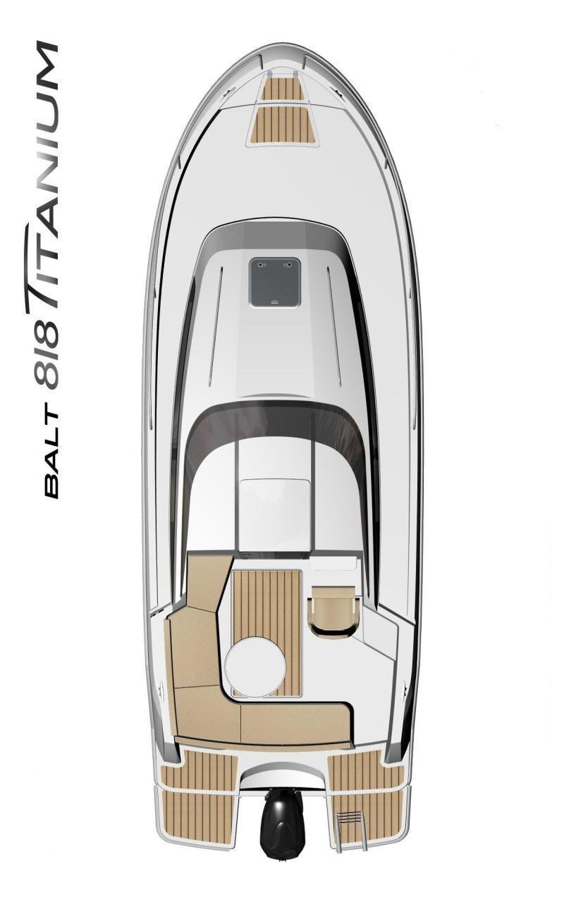 Balt 818 Titanium (Diana)  - 2