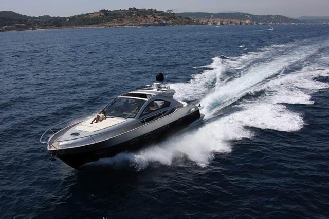 Pearlsea 56 Coupe (Silver Arrow)  - 2