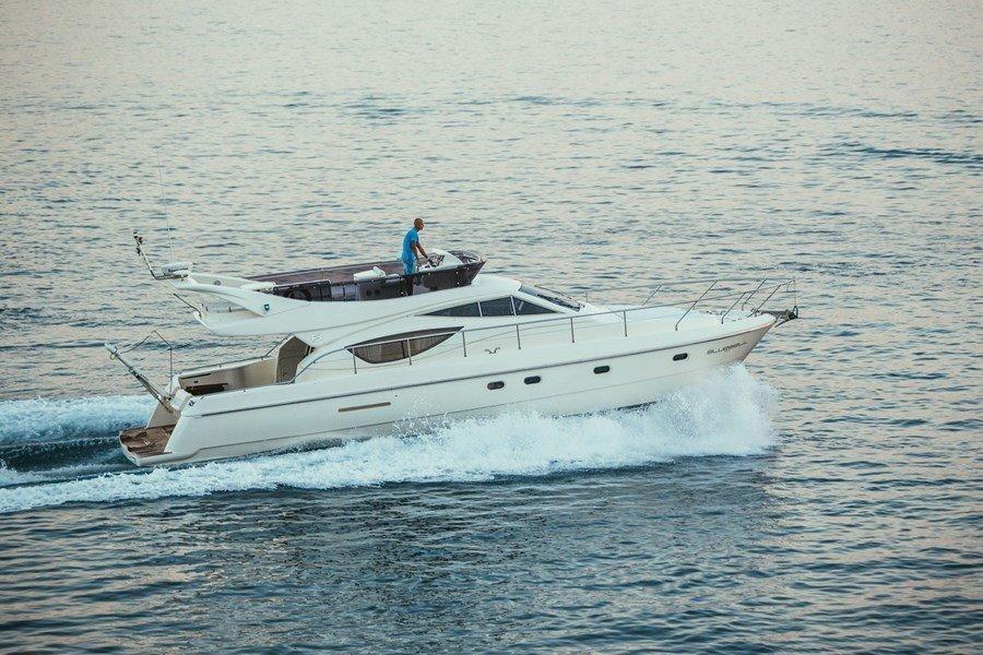 Ferretti Yachts 460i (Bluebell)  - 0