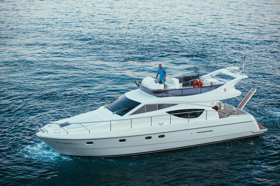 Ferretti Yachts 460i (Bluebell)  - 2