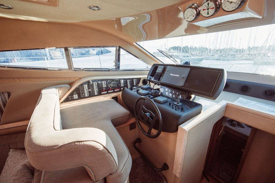 Ferretti Yachts 460i (Bluebell)  - 4