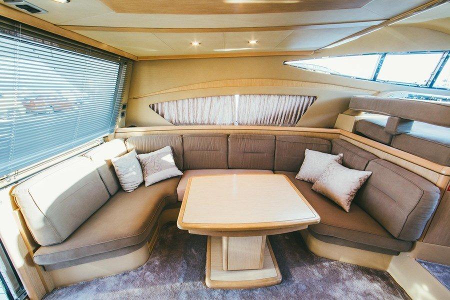 Ferretti Yachts 460i (Bluebell)  - 5