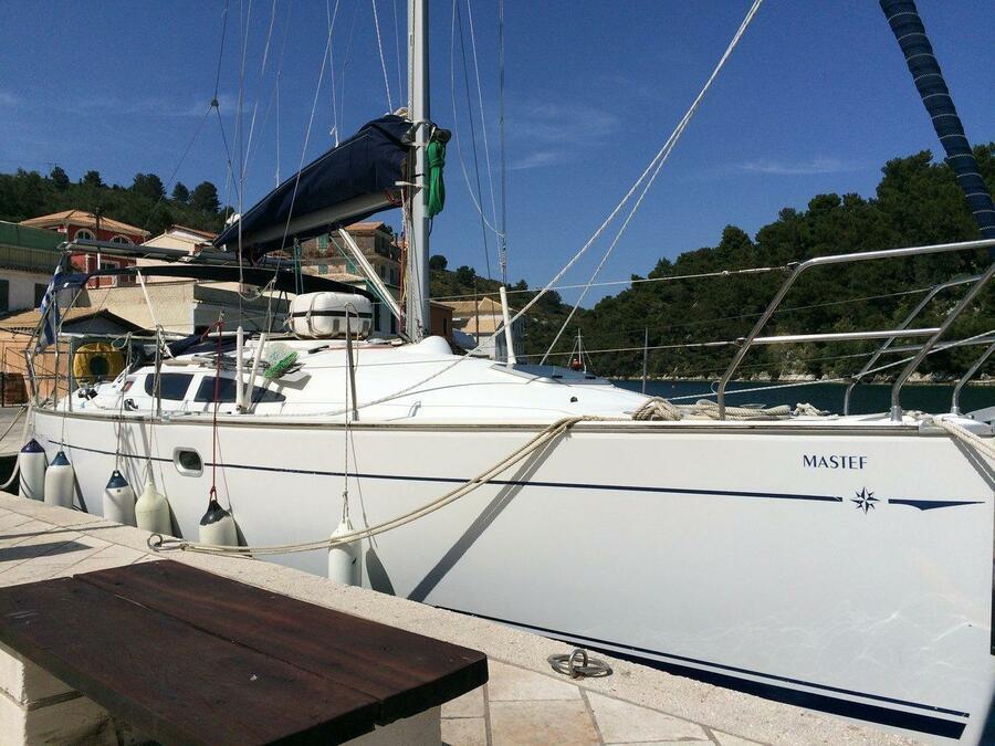 Sun Odyssey 35 (Mastef)  - 0