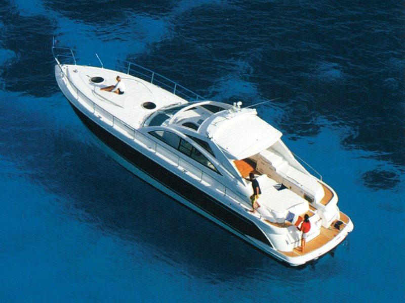 Fairline Targa 52 GT (The Blue One)  - 0