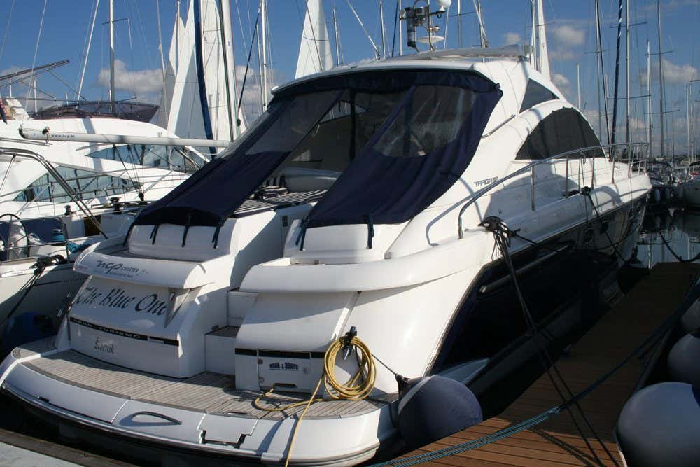 Fairline Targa 52 GT (The Blue One)  - 2
