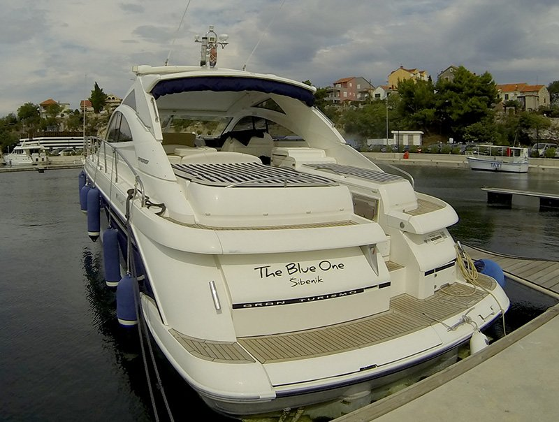 Fairline Targa 52 GT (The Blue One)  - 4