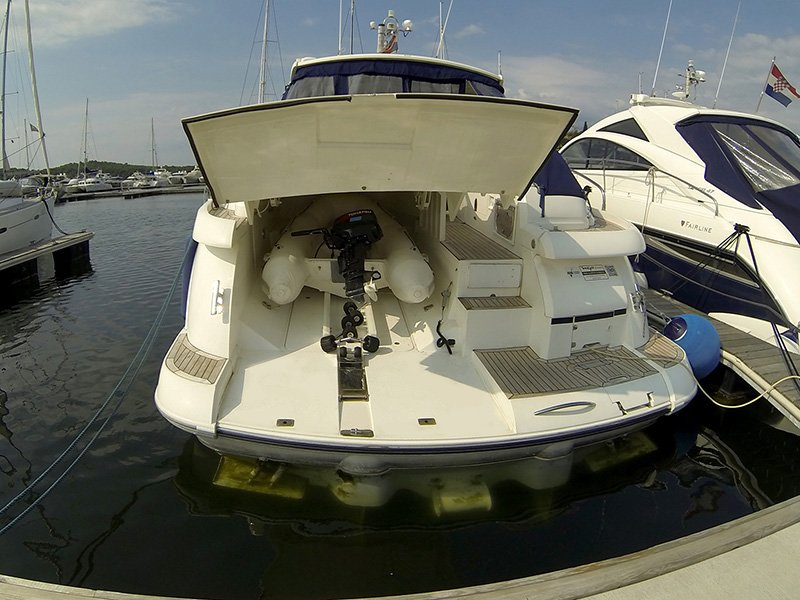 Fairline Targa 52 GT (The Blue One)  - 5