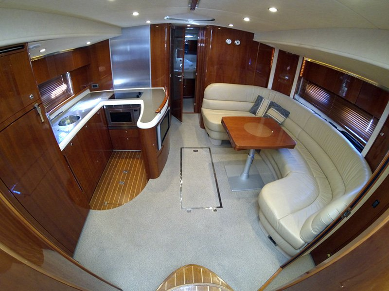 Fairline Targa 52 GT (The Blue One)  - 7