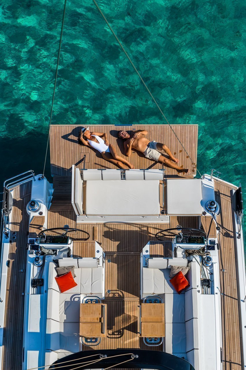 Oceanis Yacht 62 - 3 + 1 (Hippo - CREWED*)  - 5