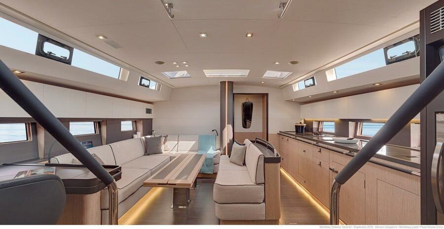 Oceanis Yacht 62 - 3 + 1 (Hippo - CREWED*)  - 6
