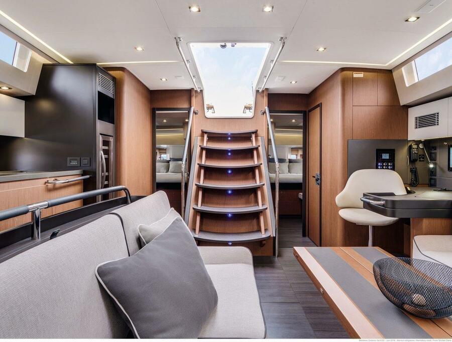 Oceanis Yacht 62 - 3 + 1 (Hippo - CREWED*)  - 7