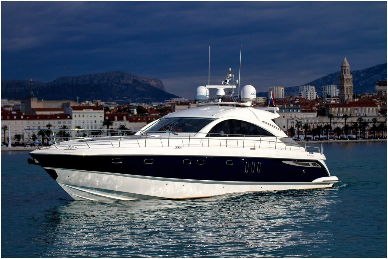 Fairline Targa 62 GT - 3 + 1 cab. (Duje)  - 3