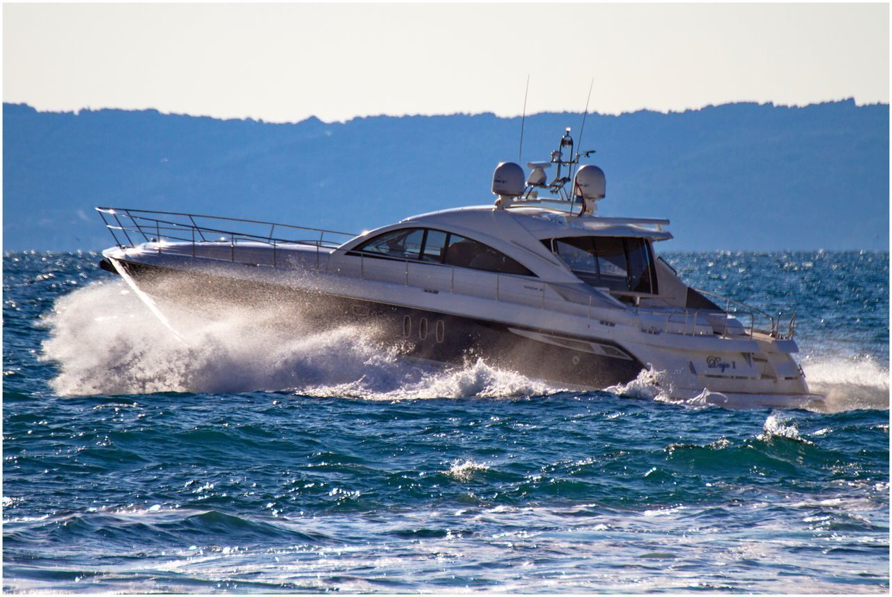 Fairline Targa 62 GT - 3 + 1 cab. (Duje)  - 4