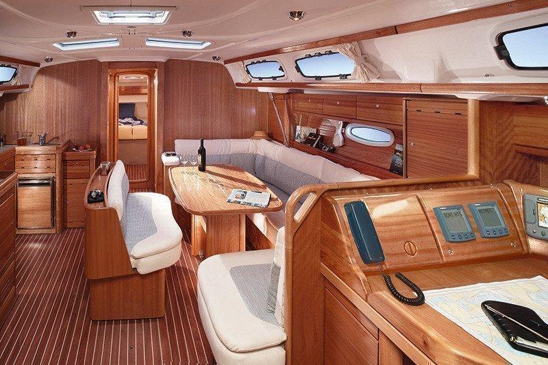 Bavaria 46 Cruiser (Paris)  - 2