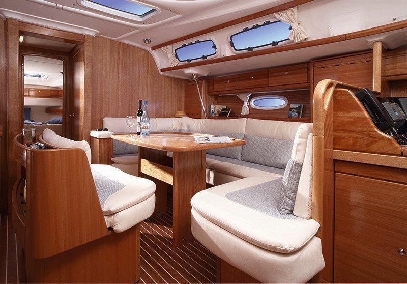 Bavaria 46 Cruiser (Paris)  - 3