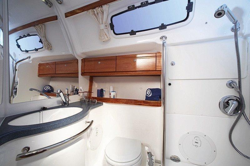 Bavaria 46 Cruiser (Paris)  - 6
