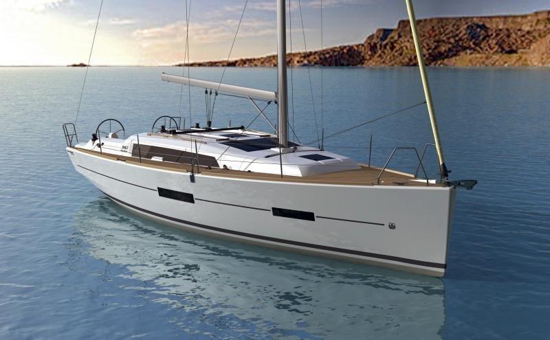 Dufour 382 GL (Prince Folegandros)  - 0