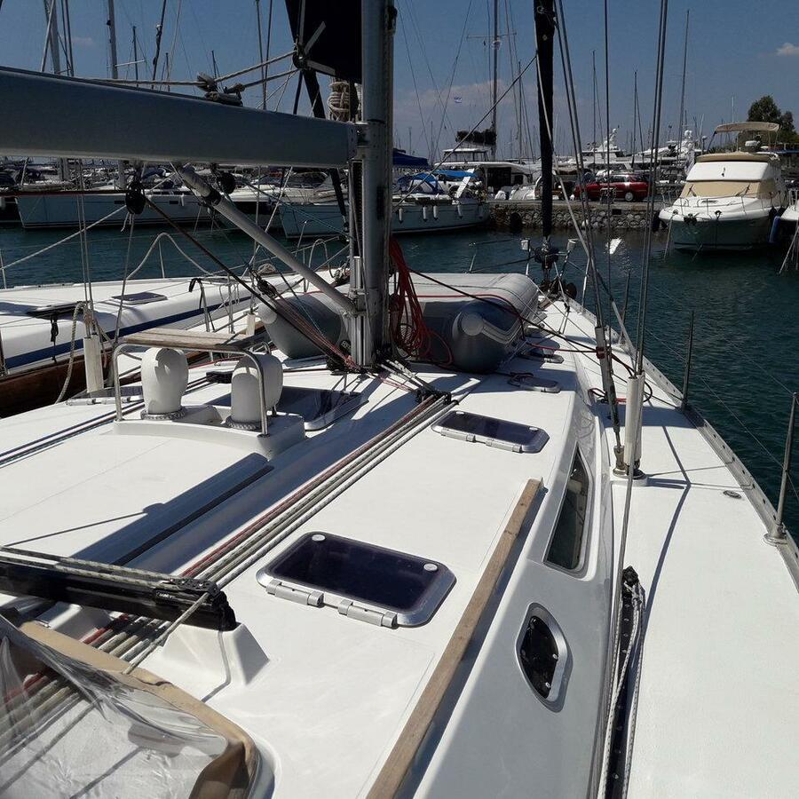 Sun Odyssey 52.2 (HESIODOS *renewed 2019)  - 9