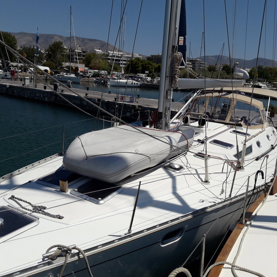 Sun Odyssey 52.2 (HESIODOS *renewed 2019)  - 11