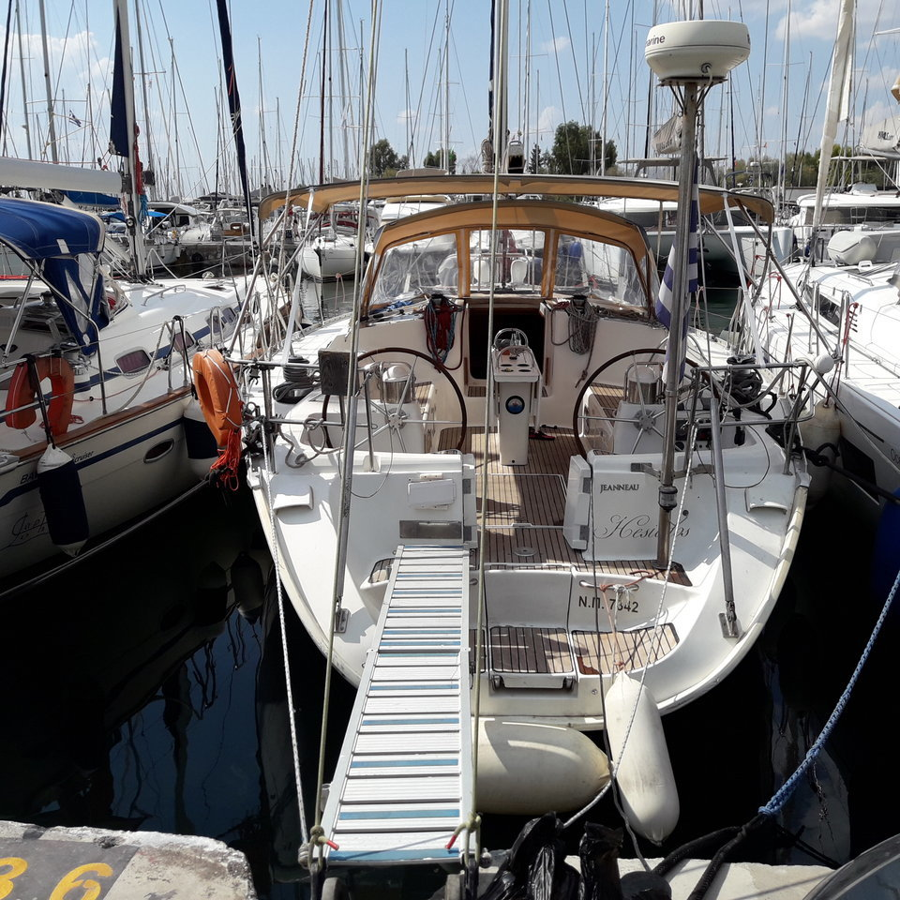 Sun Odyssey 52.2 (HESIODOS *renewed 2019)  - 14