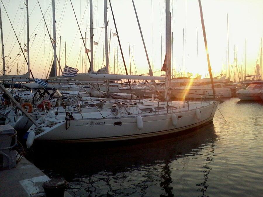 Sun Odyssey 47 (SWEET SUE II *renewed 2019)  - 0
