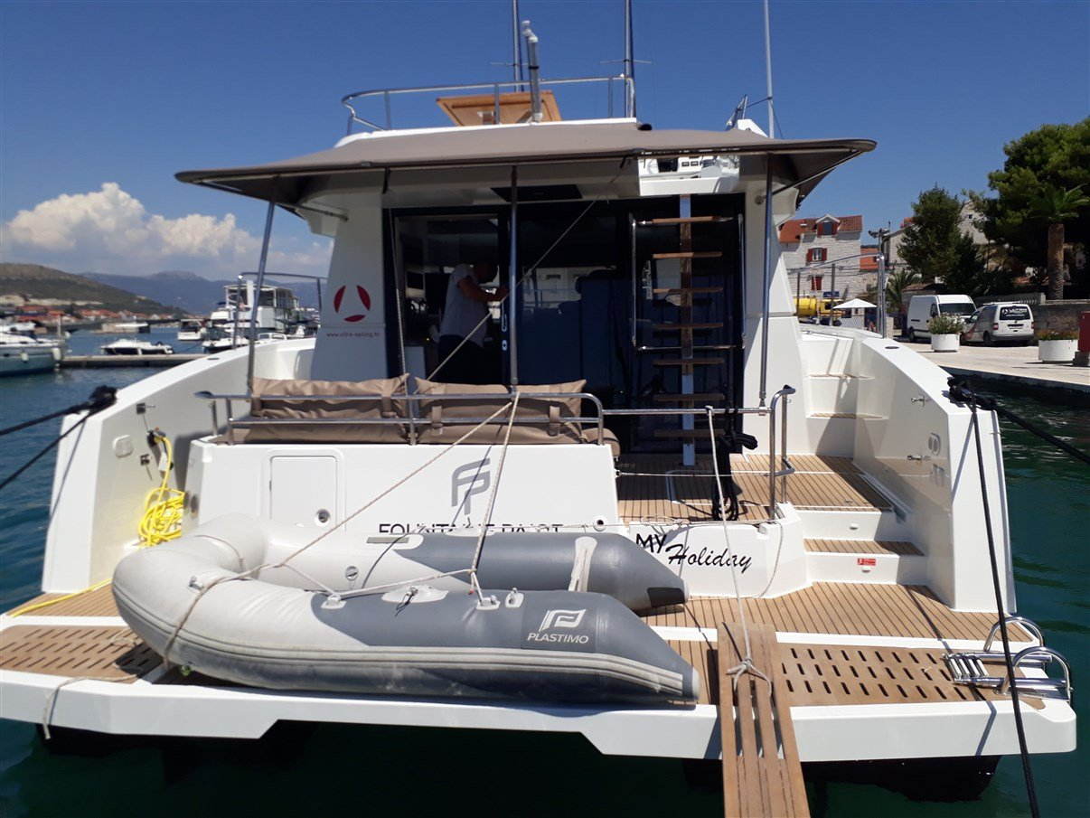 Fountaine Pajot MY 37 - 3 cab. (MY holiday)  - 0
