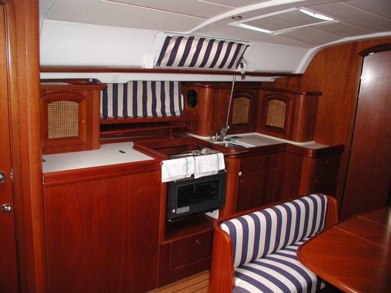 Oceanis Clipper 411 - 3 cab. (Dora)  - 4
