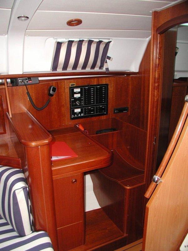 Oceanis Clipper 411 - 3 cab. (Dora)  - 5