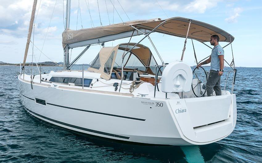 Dufour 350 GL (Chiara)  - 0