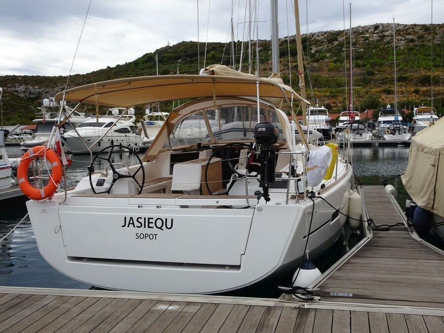 Dufour 412 GL (JASIEQUE)  - 0