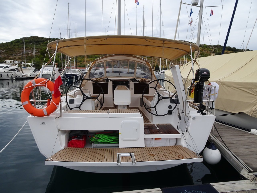 Dufour 412 GL (JASIEQUE)  - 3