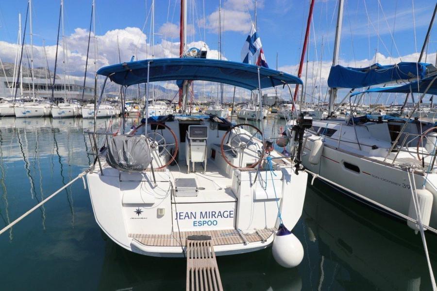 Sun Odyssey 409 Performance (Jean Mirage- A/C)  - 0