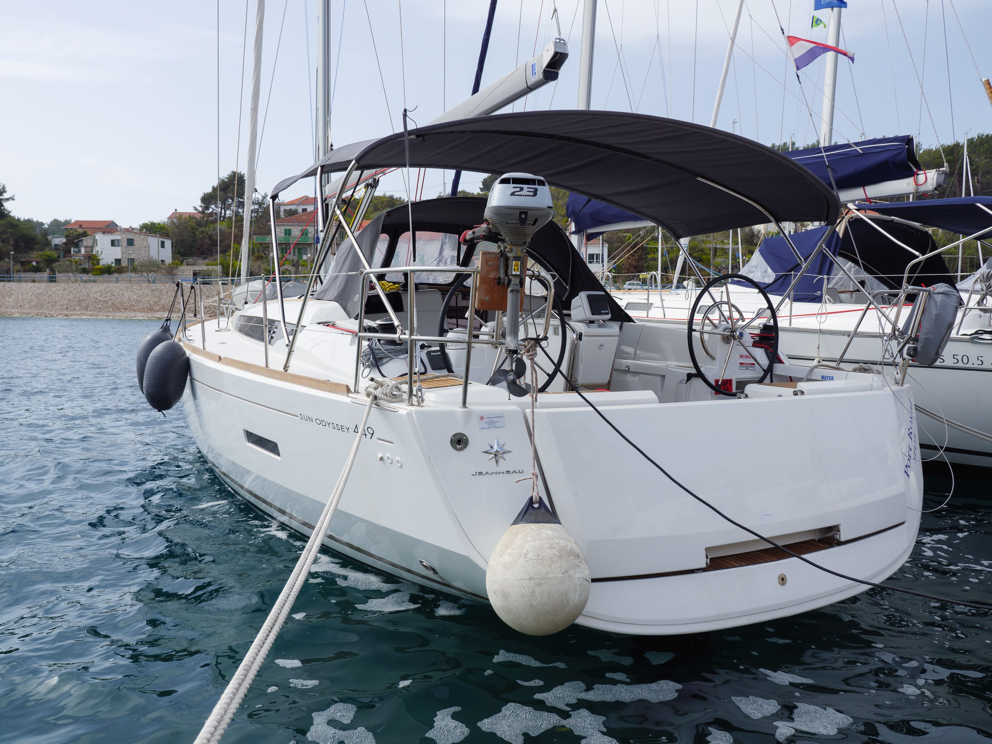 Sun Odyssey 449 (Port Royal)  - 10
