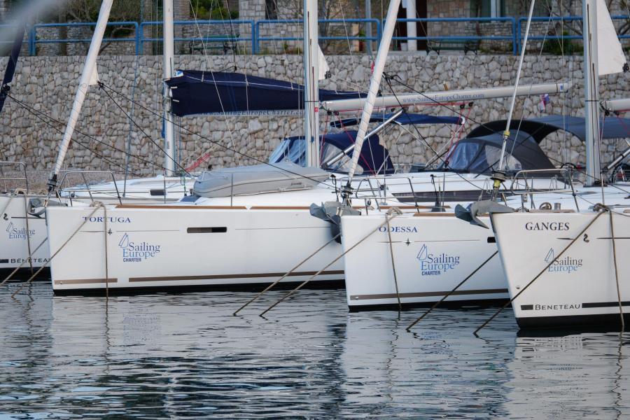Sun Odyssey 449 (Port Royal)  - 7