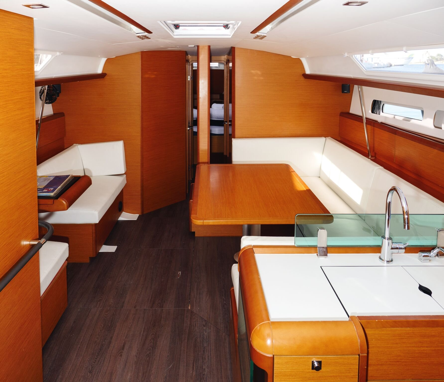 Sun Odyssey 449 (Port Royal)  - 9