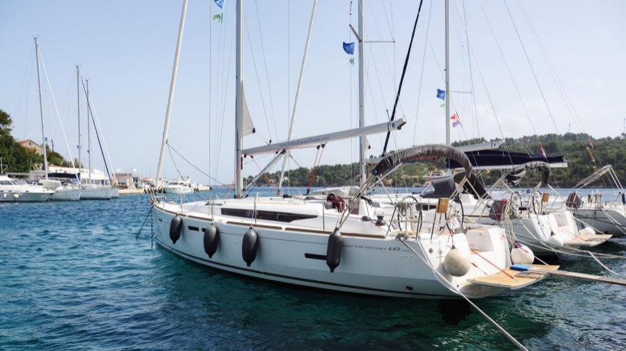 Sun Odyssey 449 (Port Royal)  - 12