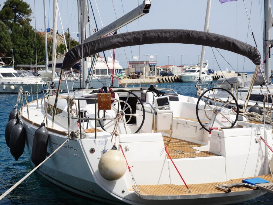 Sun Odyssey 449 (Port Royal)  - 13