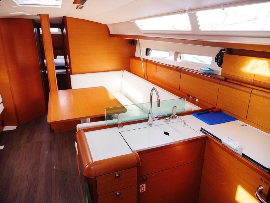 Sun Odyssey 449 (Port Royal)  - 14