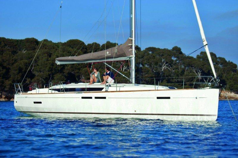 Sun Odyssey 449 (Port Royal)  - 0