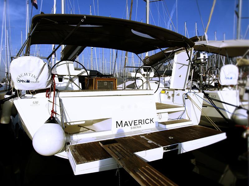 Dufour 520 GL (Maverick)  - 2