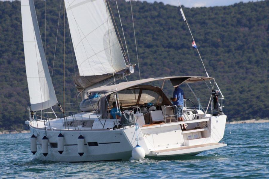 Dufour 460 GL (Esra)  - 5