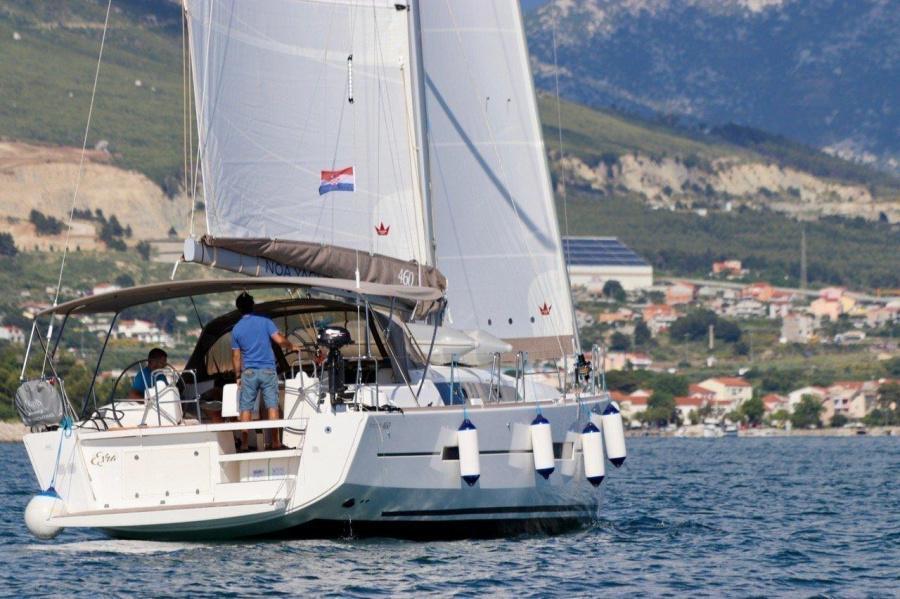 Dufour 460 GL (Esra)  - 6