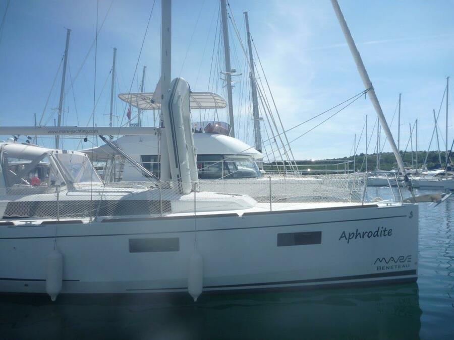 Oceanis 38 - 3 cab. (Aphrodite )  - 14