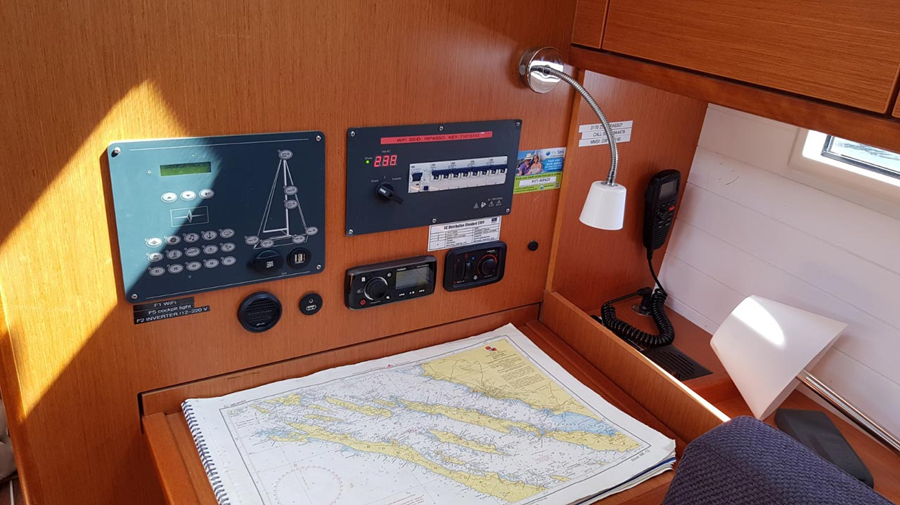 Bavaria Cruiser 37 - 3 cab. (Ripasso)  - 9