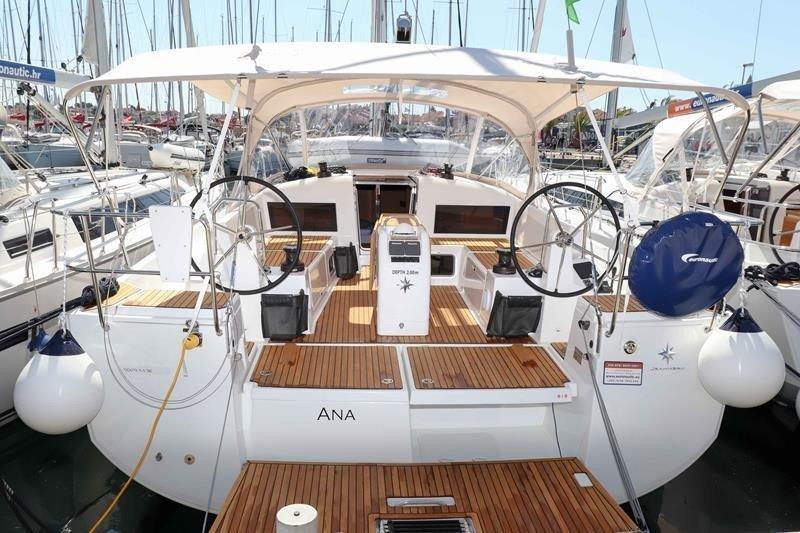 Sun Odyssey 440 (Ana)  - 9