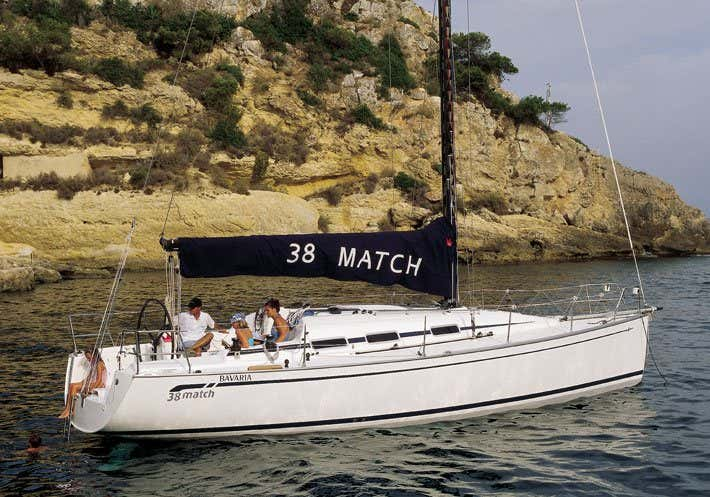 Bavaria 38 Match - 2 cab. (Gipsy)  - 0