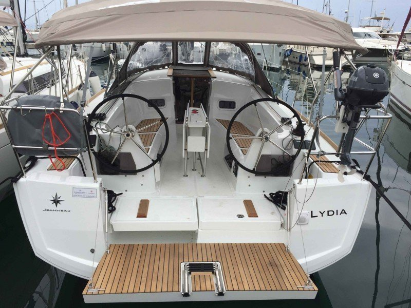 Sun Odyssey 349 (Lydia)  - 0