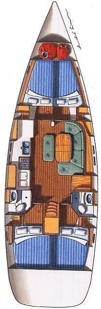 Oceanis Clipper 473 (Junior A)  - 1
