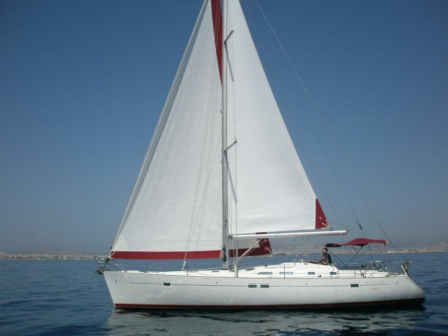 Oceanis Clipper 473 (Junior A)  - 0